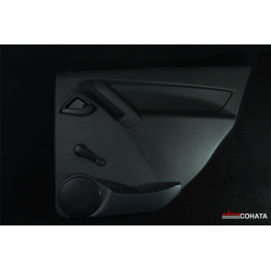 Подиум АвтоСоната LADA-Granta для акустики 13см. задние двери