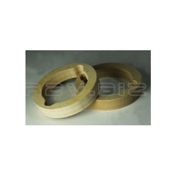 Кольцо проставочное под ВЧ рупор 10 см. (16 мм.)