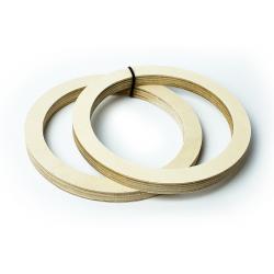 Кольцо под 16 динамик (18 мм.) фанера