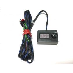 Регулятор напряжения для генератора (в салон)