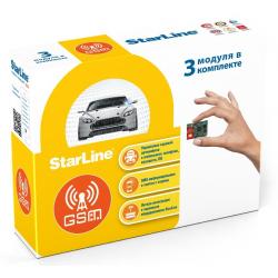 StarLine GSM 5 мастер